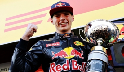 De Max-factor: maximaal profiteren van Max Verstappen
