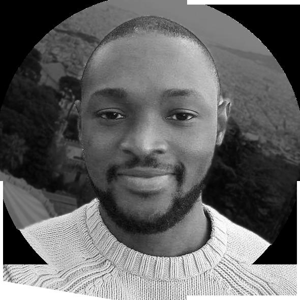 Cyrille Boka, Content Manager Junior chez Sarbacane