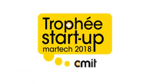 PlayBots remporte le premier prix des Trophées start-up Martech 2018 du CMIT