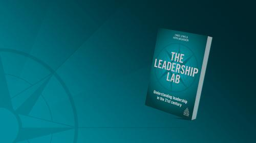 The Leadership Lab, le nouveau livre de Chris Lewis