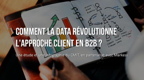Comment la data révolutionne l'approche clienten B2B ?