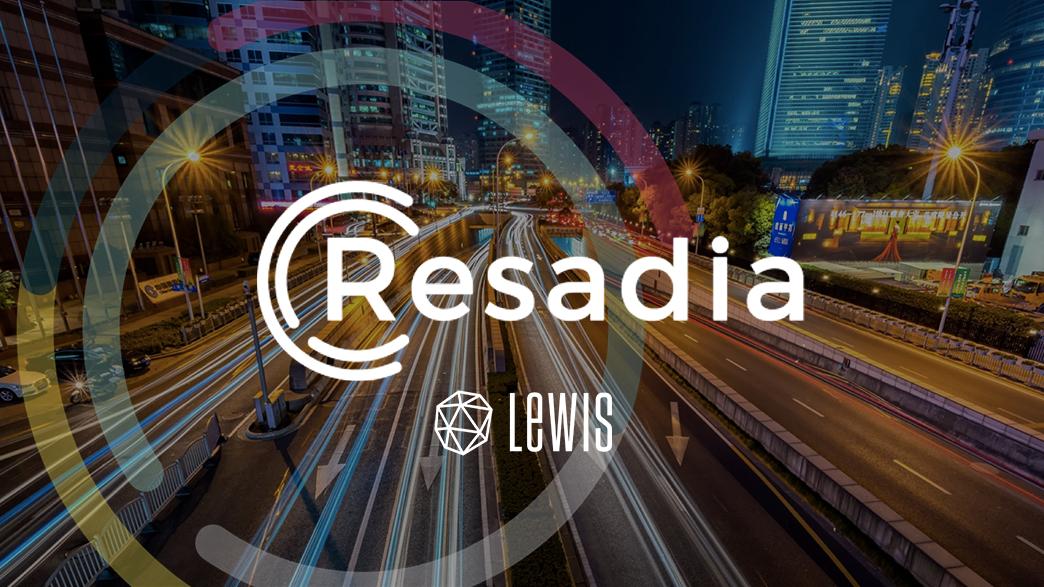 Resadia confie ses budgets RP et social media à LEWIS