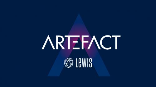 Artefact construit sa nouvelle stratégie de contenu & RP avec LEWIS