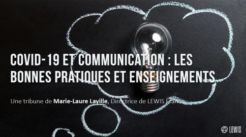 COVID-19 et communication : les bonnes pratiques et enseignements