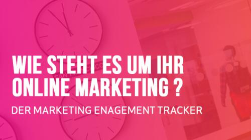 Marketing Engagement Tracker Report der deutschen Automobilzulieferer