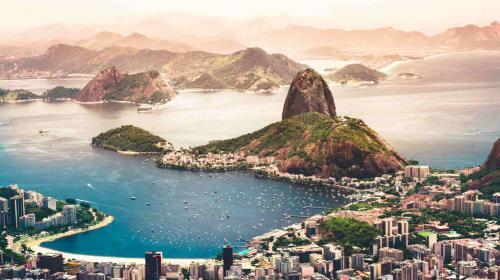 Reise nach Brasilien: Storytelling zum Grossereignis Fussball-WM