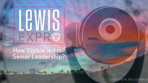 LEWIS EXPRO, formación 360º para incrementar la visibilidad de altos directivos