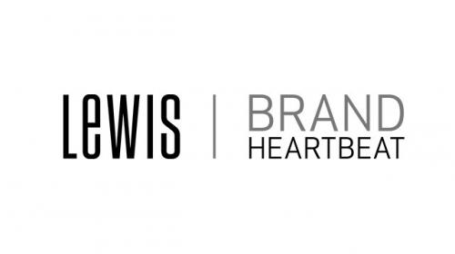 LEWIS lancia Brand Heartbeat