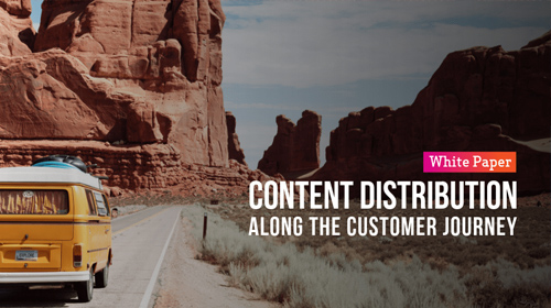 White paper: Content distribution nel customer journey
