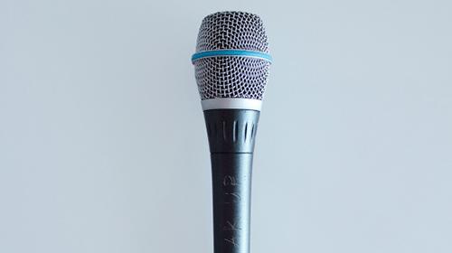 microfono - pubbliche relazioni