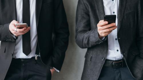 Personal branding voor CEO's op sociale media