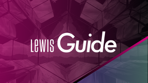 LEWIS Guide | How to Adapt Your Marketing Strategy