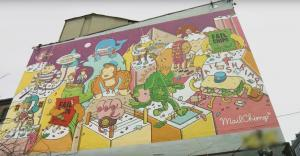 mailchimp grafitti