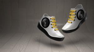 Jabra shoes