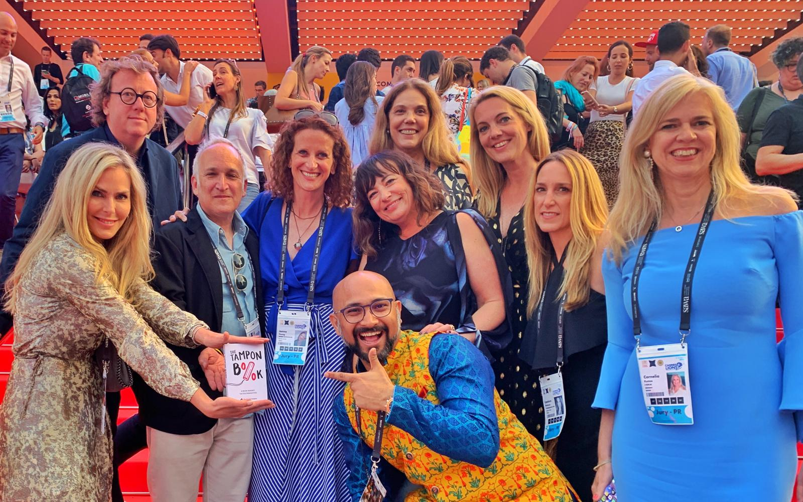 Cannes Lions Awards PR Grand prix winner 2019