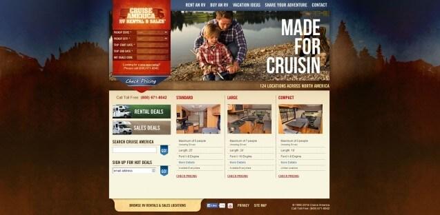House Cruisin homepage