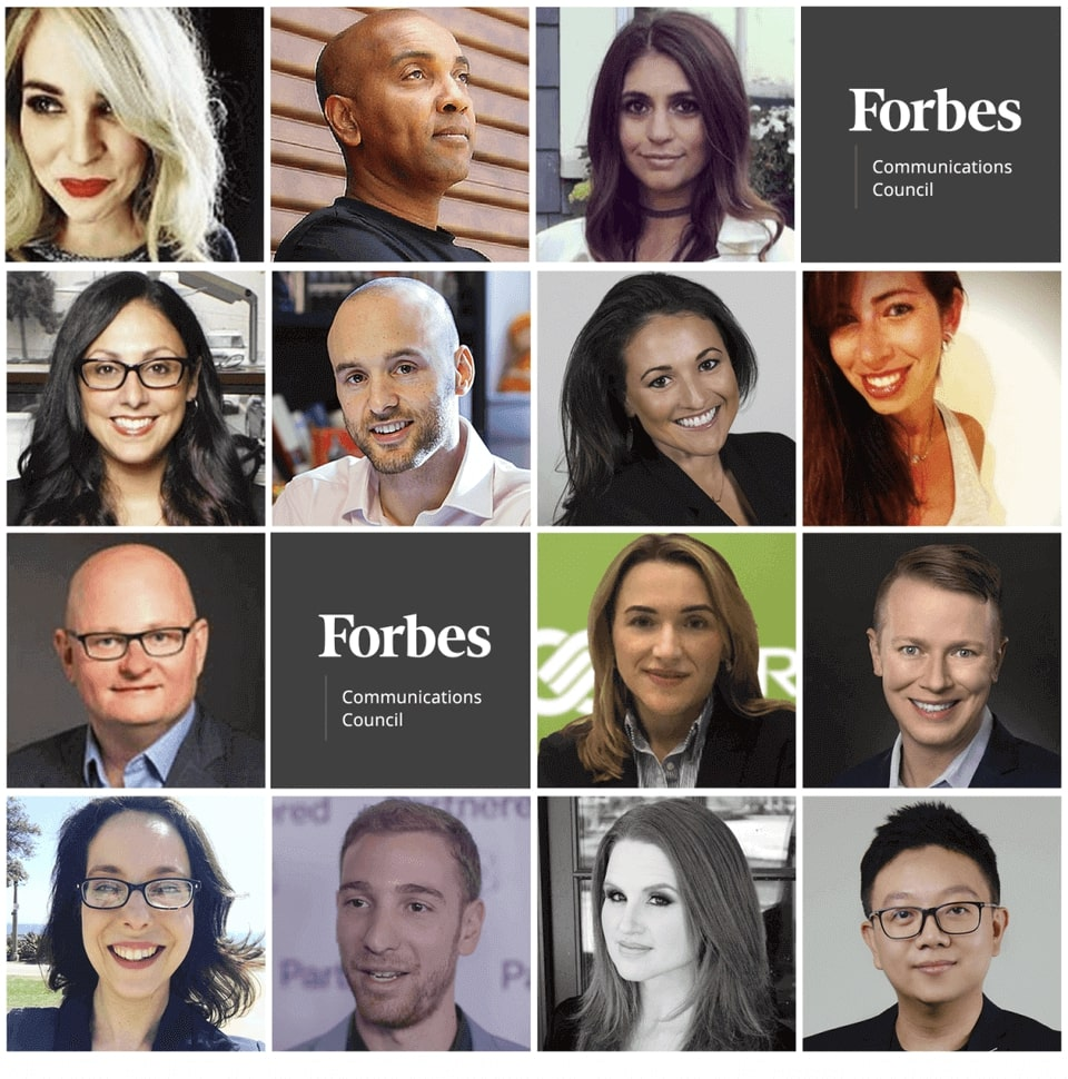 forbes communications council black friday