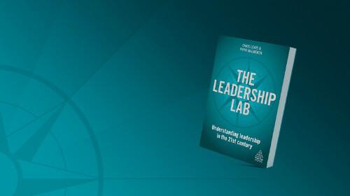 """The Leadership Lab – livro do ano """"Liderança e Negócios"""""""